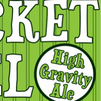 Mustang Rocket Fuel High Gravity Ale