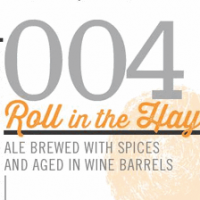 Karbach Roll in the Hay Wine Barrel Aged Saison