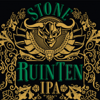 Stone RuinTen Double IPA