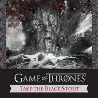 Ommegang Take the Black Game of Thrones stout beer