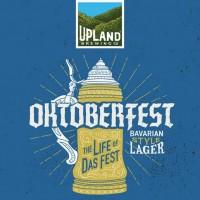 Upland Oktoberfest Bavarian Lager