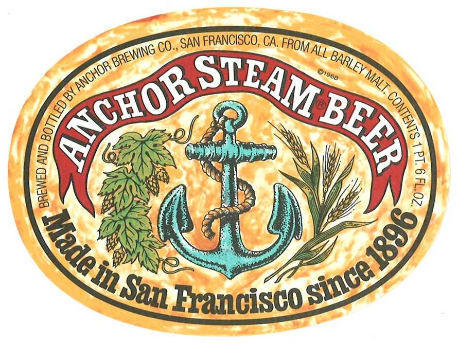 Anchor Steam Beer | BeerPulse