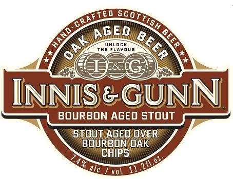 Innis and Gunn Bourbon Aged Stout