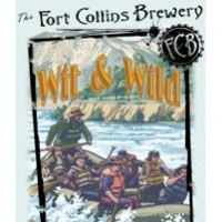 Fort Collins Wit and Wild Belgian Witbier