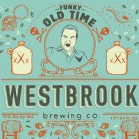 Westbrook Funky Old Time Red Wine Barrel Aged Belgian Dark Ale