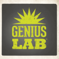 green flash genius label