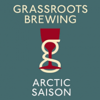 Grassroots Arctic Saison (with Brettanomyces)