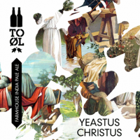 To Øl Yeastus Christus Farmhouse IPA