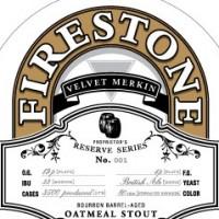 Firestone Walker Velvet Merkin label