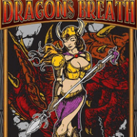 Mustang Dragon's Breath Chili Pepper Infused IPA