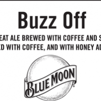 Blue Moon Buzz Off Wheat Ale