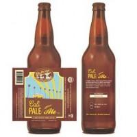Eel River Cali Pale Ale label