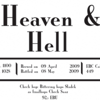 De Molen Heaven and Hell Imperial Stout