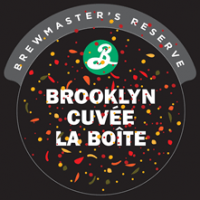 Brooklyn Cuvee La Boite label