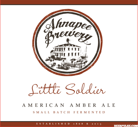 Ahnapee Little Soldier American Amber Ale | BeerPulse