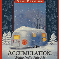 New Belgium Accumulation White India Pale Ale