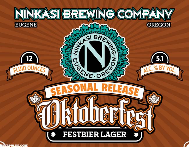 Ninkasi Oktoberfest Festbier Lager