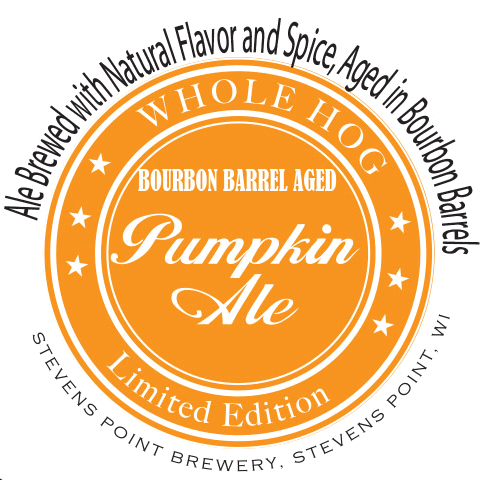 Point bourbon barrel aged whole hog pumpkin ale beerpulse