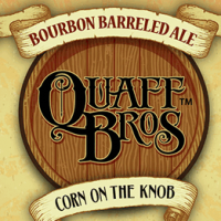 Quaff Bros Corn on the Cob Bourbon Barreled Ale