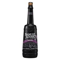 Samuel Adams Tetravis bottle