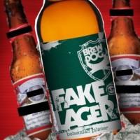 brewdog fake lager bottles