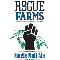 Rogue Farms Single Malt Ale