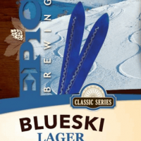 Epic Blueski Lager