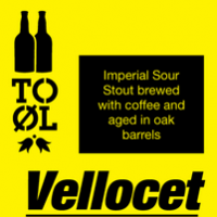 To Øl Sur Mælk Imperial Sour Stout