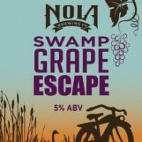 nola swamp grape escape