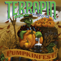 terrapin pumpkinfest label