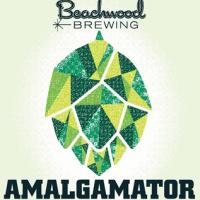 Beachwood Amalgamator IPA label