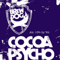 BrewDog Cocoa Psycho Imperial Russian Stout