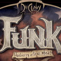 DuClaw Funk Blueberry Citrus Wheat