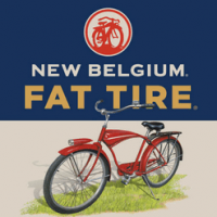 Fat Tire Beer Logo 20