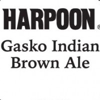 Harpoon Gasko Indian Brown Ale