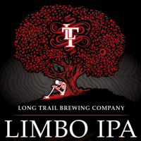 Long Trail Limbo IPA label