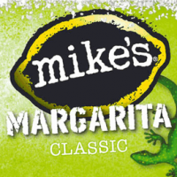 Mike's Margarita Classic label