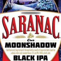 Saranac Moonshadow Black IPA