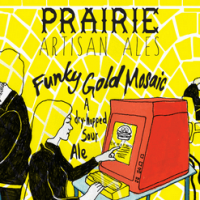 Prairie Funky Gold Mosaic Dry-Hopped Sour Ale
