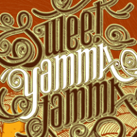 Indeed Sweet Yamma Jamma can label