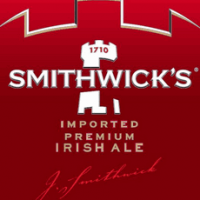 Smithwicks Irish Red Ale can