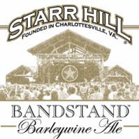 Starr Hill Bandstand Barleywine