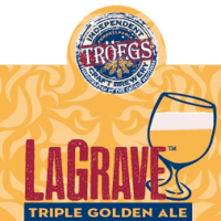 Tröegs LaGrave Triple Golden Ale label