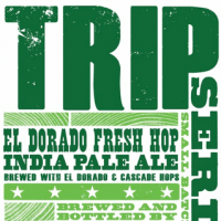 Trip Series El Dorado Fresh Hop label