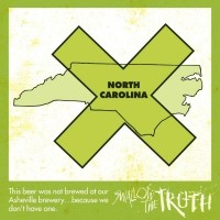 flying dog north carolina swallow the truth
