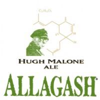 allagash hugh malone label