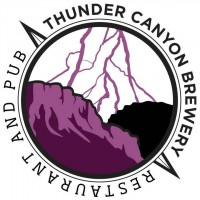 thunder canyon brewery logo