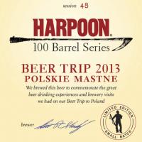 Harpoon Beer Trip 2013 Polskie Mastne Old Style Ale