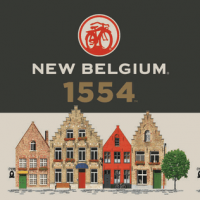 new belgium 1554 can label