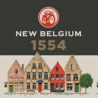 new belgium 1554 can label